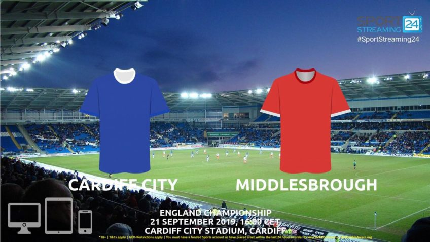 cardiff middlesbrough live stream betting odds