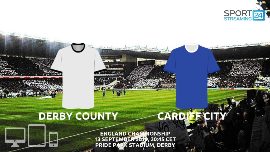 Thumbnail image for Derby v Cardiff Live Streaming* | Championship