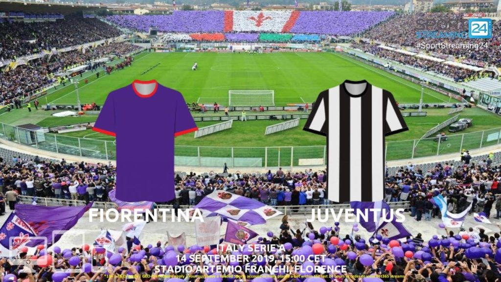 Thumbnail image for Fiorentina v Juventus Live Streaming | Serie A
