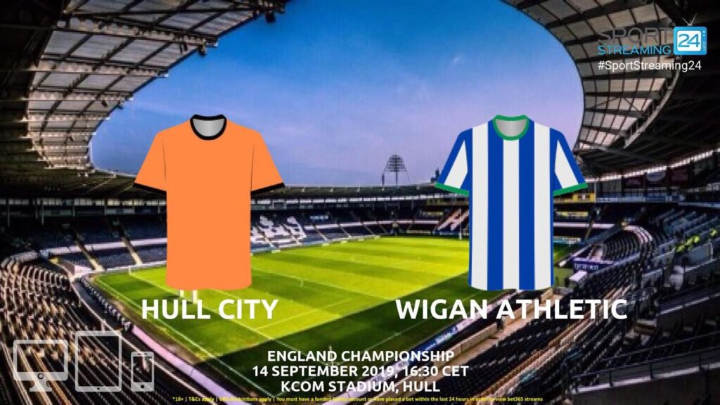 Thumbnail image for Hull v Wigan Live Streaming | Championship