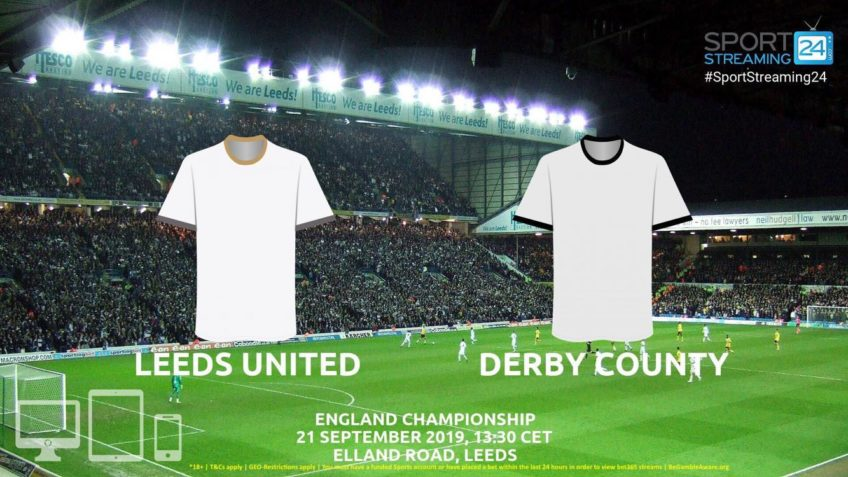 leeds derby county live stream betting odds