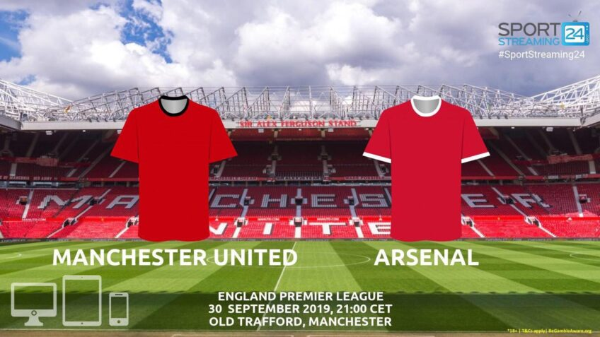 manchester united arsenal live stream betting odds