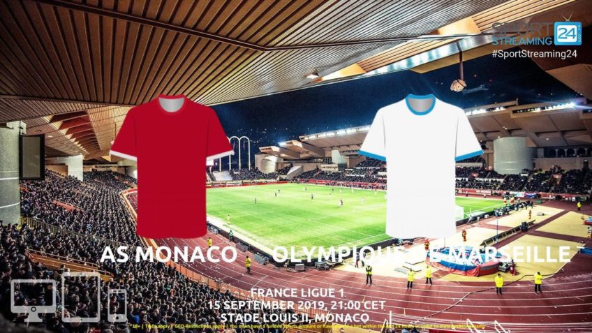 monaco marseille live stream betting odds