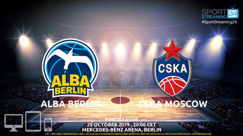 Alba Berlin Live Stream