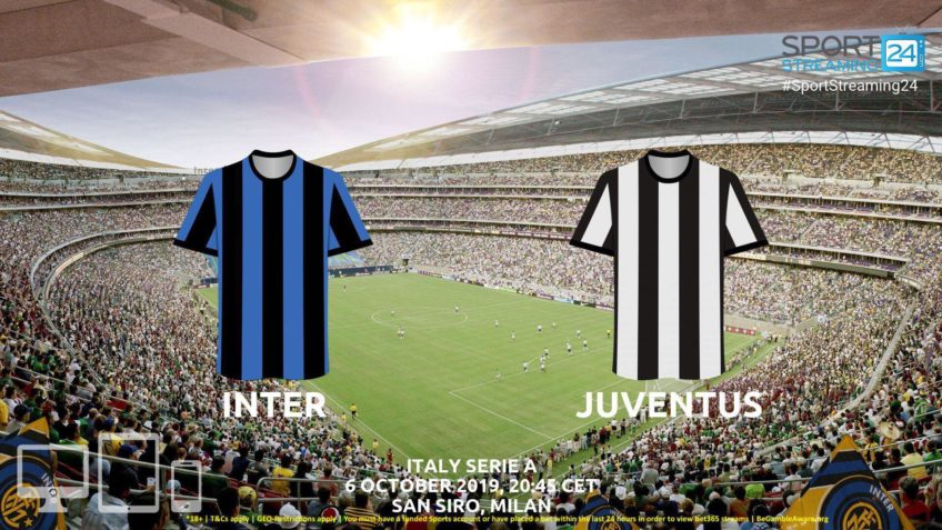 inter juventus live stream betting odds