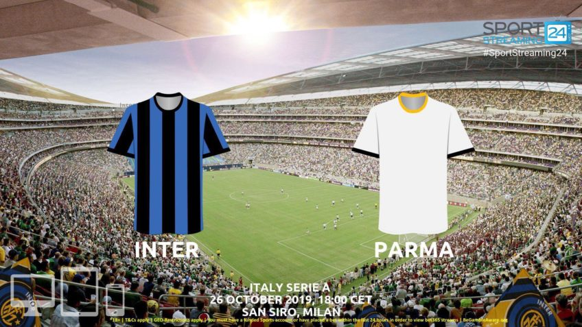 inter parma live stream betting odds