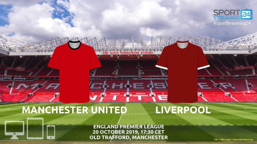 manchester united liverpool live stream betting odds