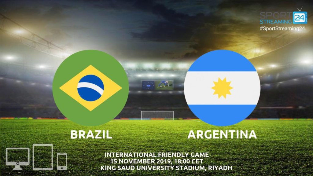 Thumbnail image for Brazil v Argentina Live Stream Betting Odds