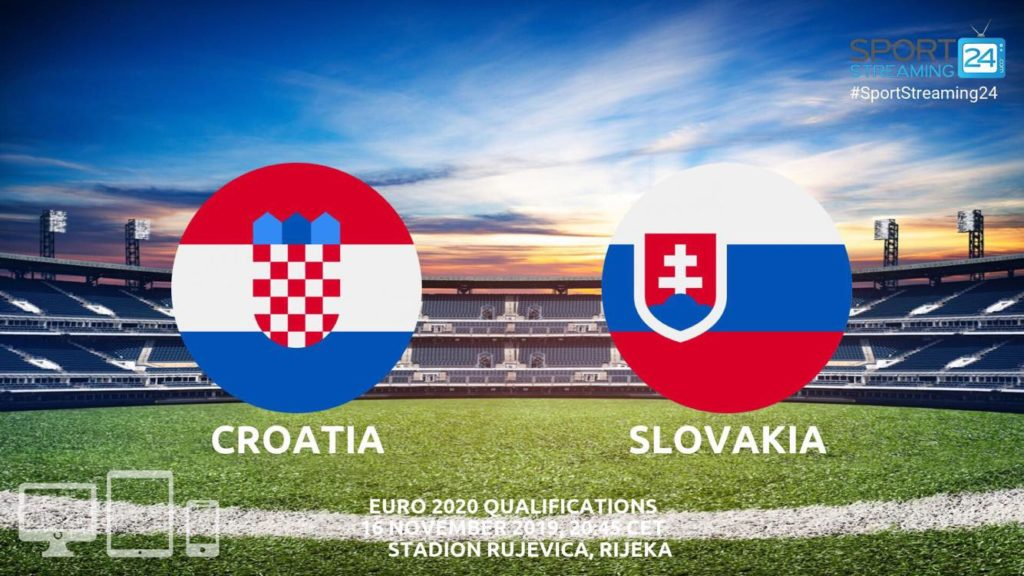 Thumbnail image for Croatia v Slovakia Live Stream Betting Odds