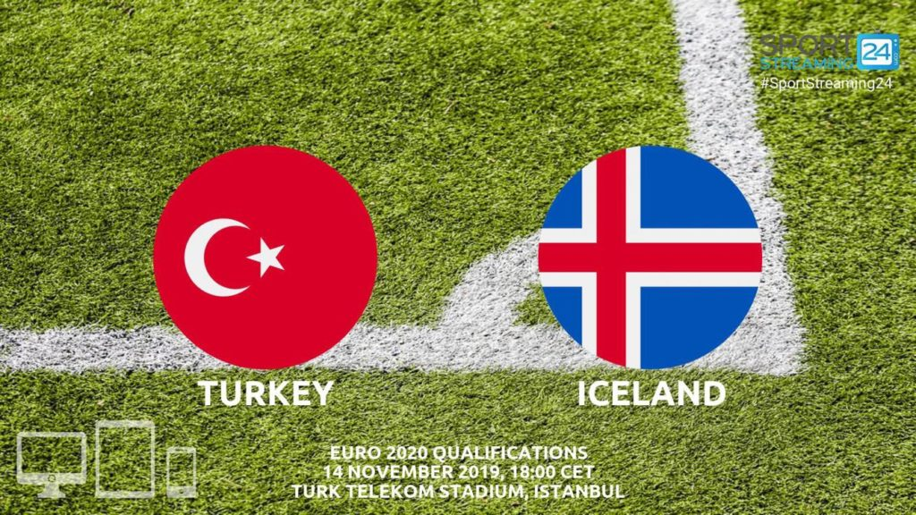 Thumbnail image for Turkey v Iceland Live Stream Betting Odds