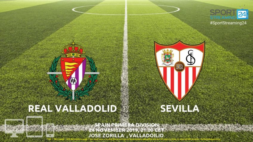valladolid sevilla live stream betting odds