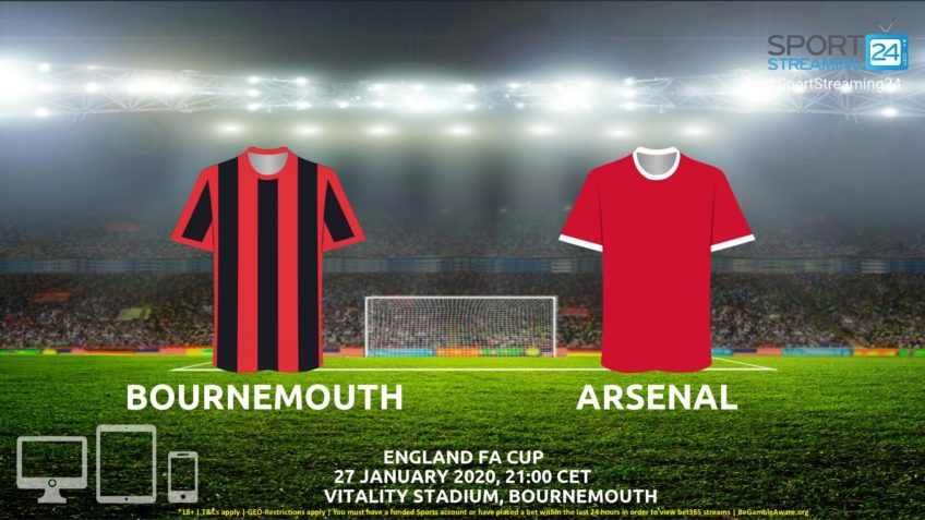 bournemouth-arsenal-live-stream-fa-cup-free-video