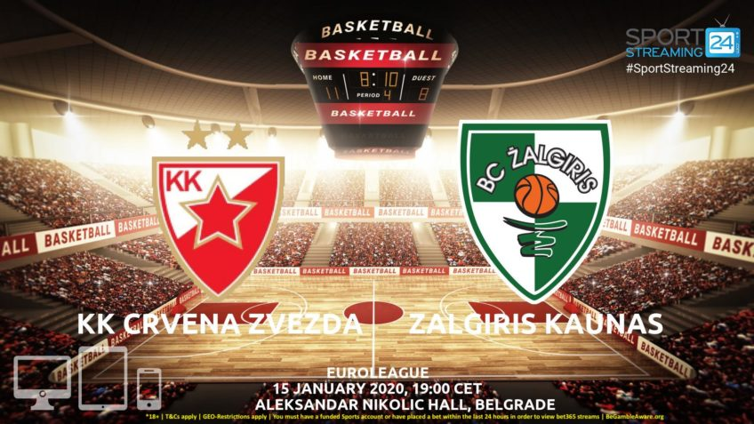 crvena-zvezda-zalgiris-kaunas-live-stream-euroleague-free-video