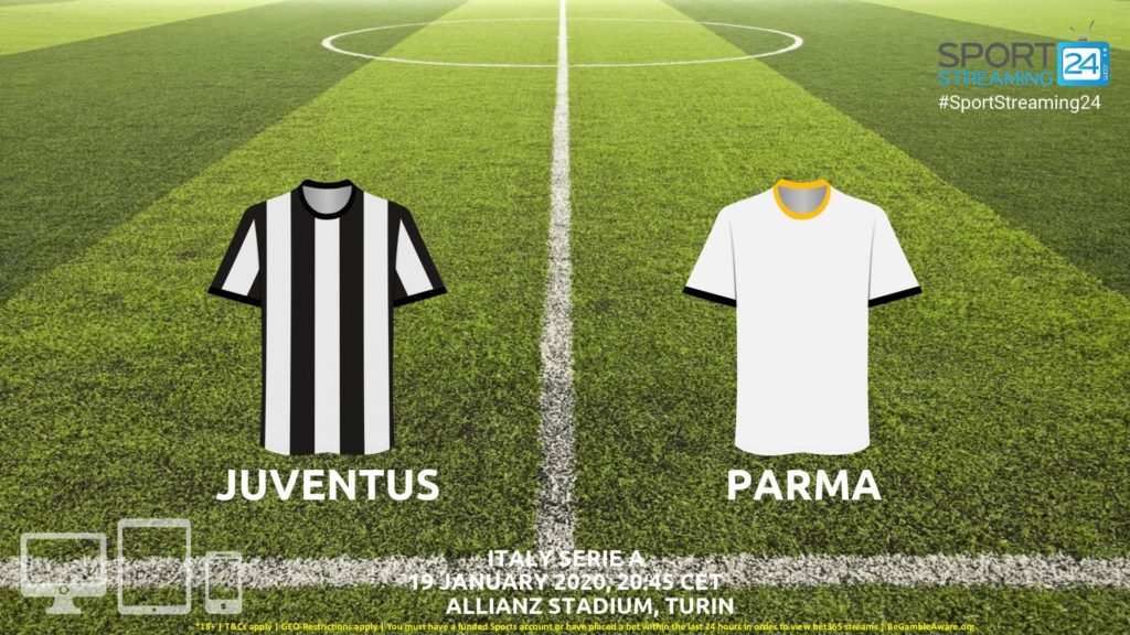 Thumbnail image for Juventus vs Parma Live Stream | Serie A