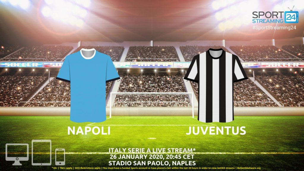 Thumbnail image for Napoli v Juventus Live Stream* | Serie A Italy