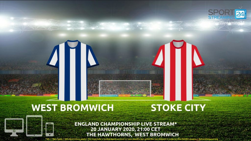 Thumbnail image for West Brom Stoke Live Stream* | Championship England