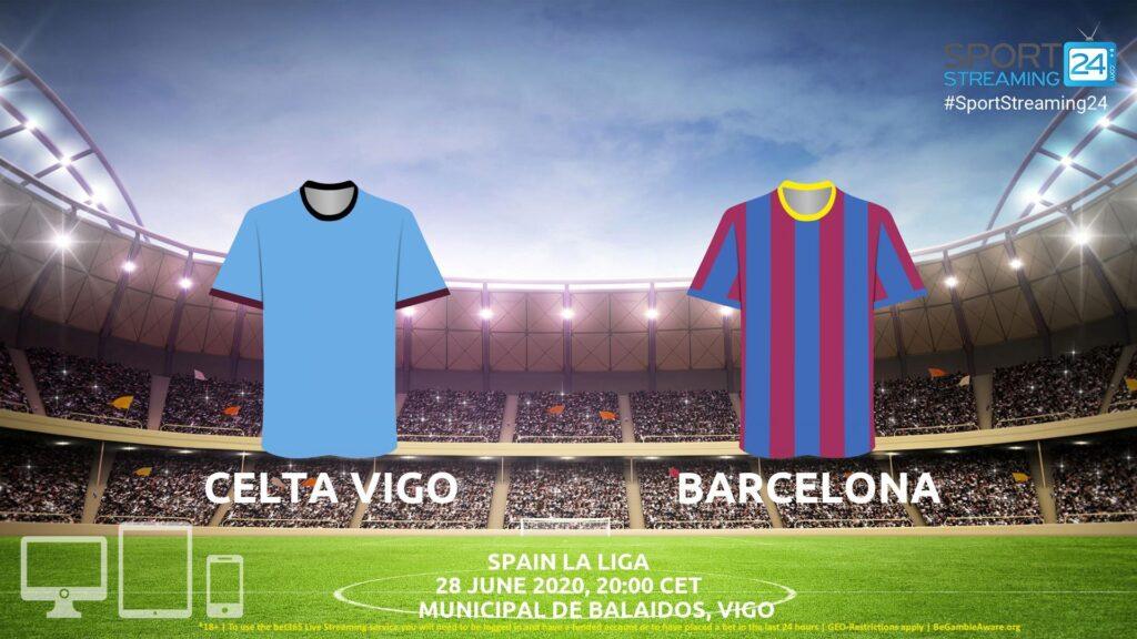 Thumbnail image for Celta Vigo v Barcelona Live Stream* | La Liga Spain
