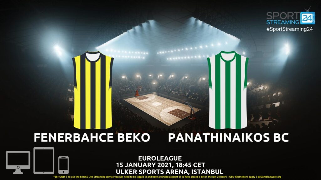 Thumbnail image for Fenerbache v Panathinaikos Live Stream | Euroleague