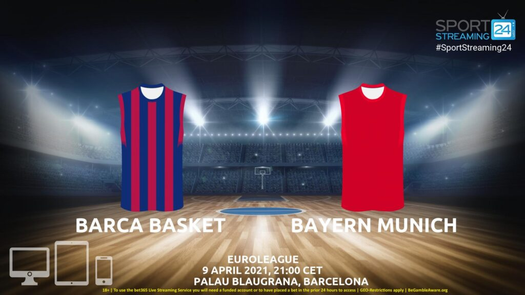 Thumbnail image for Barcelona – Bayern Munich Live Stream | Euroleague