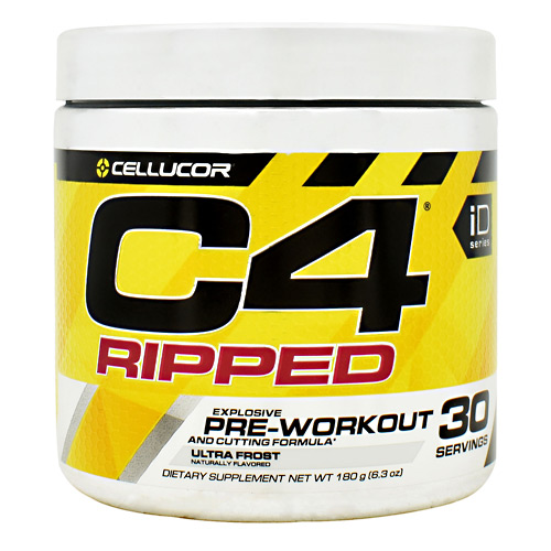 Cellucor iD Series C4 Ripped - Discount Sport Nutrition ...