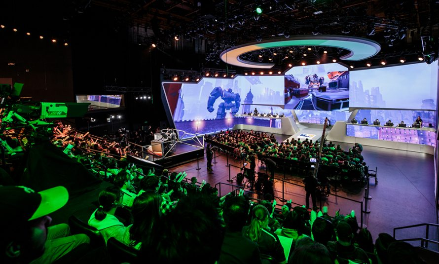 Behind the Scenes at Blizzard Arena Inside the Home of