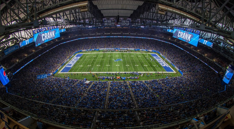Image result for Ford Field, Detroit