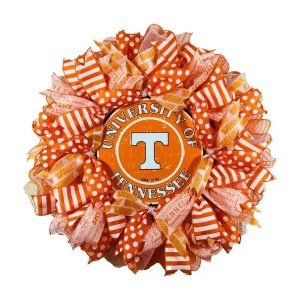 Tennessee Vols Wreath