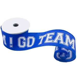 Blue Go Team Ribbon