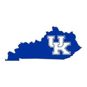 Kentucky State Sign