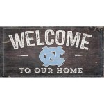 UNC Welcome Sign