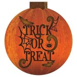 Trick or Treat Sign Sign