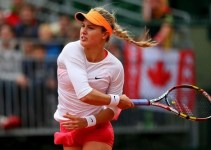 Eugenie Bouchard Sizzling Images 2