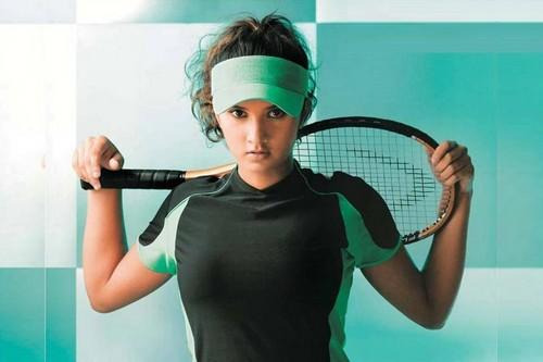 Sania Mirza Hot Indian Athlete