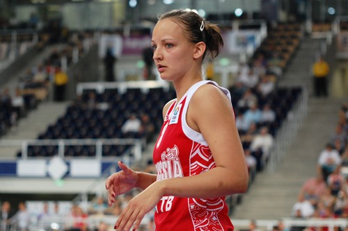 10 Stunning Russian Female Basketball Players | SportsXm