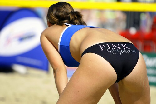 Beach Volleyball Sexiest Pose