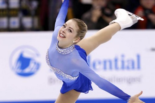 Gracie Gold_Figure Skating
