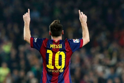 Lionel Messi Richest Footballer