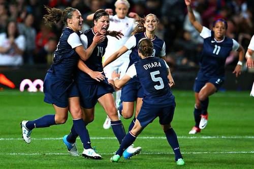 US Women's Soccer Team