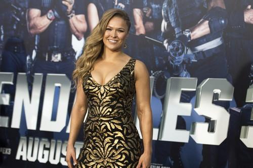 Ronda Rousey ex3 premiere