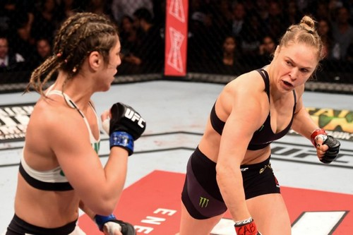 Ronda Rousey is Better Than Mike Tyson