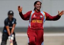 female cricket bowlers