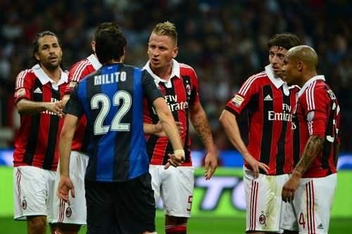 AC Milan vs Inter Milan