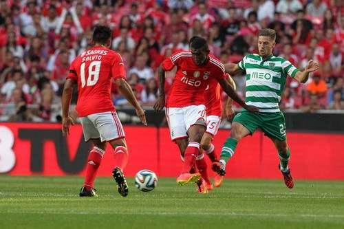 Benfica vs Sporting Lisbon
