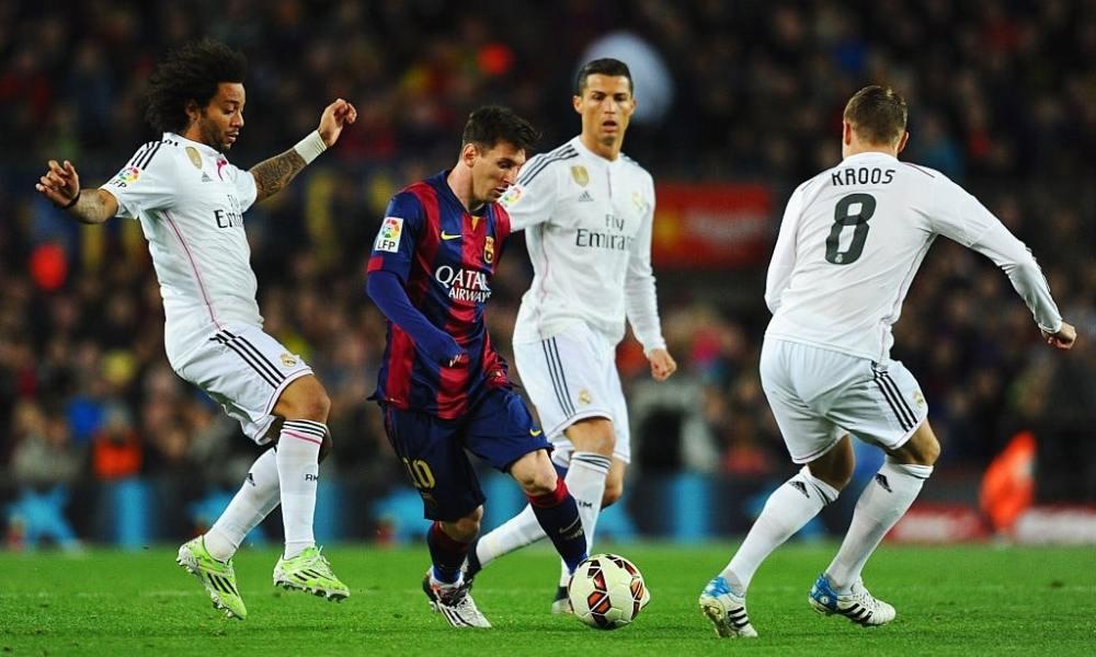 Lionel Messi better than Ronaldo
