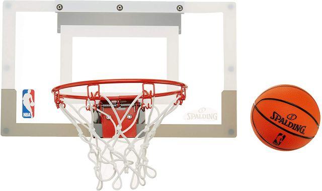 Spalding, Tabellone per canestro NBA Slam Jam Teams, Taglia Unica Image