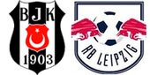champions league, 26.09.2017: besiktas istanbul gegen rb leipzig