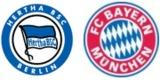 hertha bsc berlin gegen bayern münchen