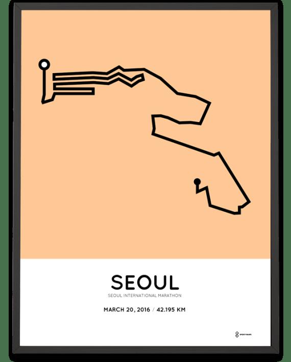 2016 Seoul Marathon