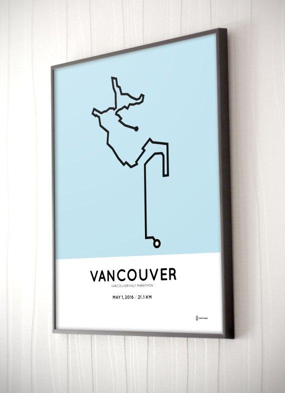 Vancouver half marathon 2016