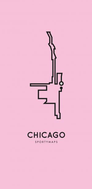 Sportymaps-Chicago-marathon-pink